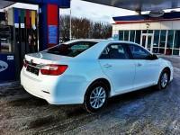 Тойота Камри новая модель 2012