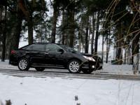 Новый кузов Тойота Камри V50
