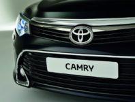 Фото Тойота Камри V50 в новом кузове