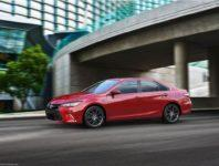 Фото новой Тойота Камри V50 для США