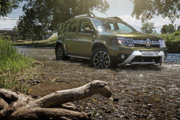Отзывы о Renault Duster