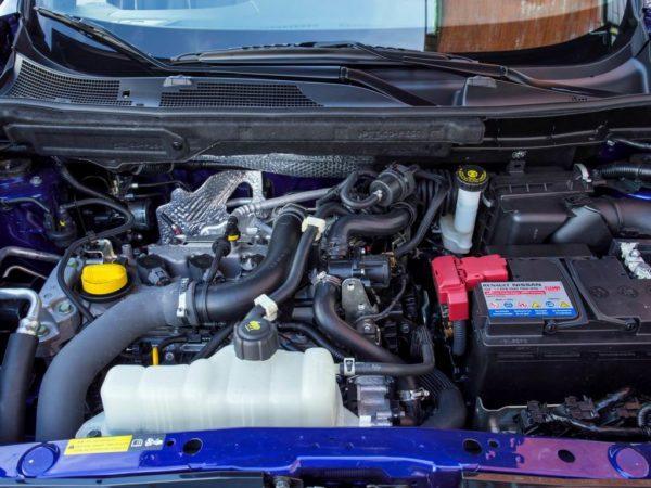 Двигатель Nissan Juke