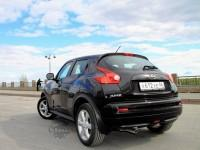 Nissan Juke черный фото