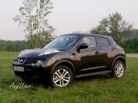 Nissan Juke 2013 фото
