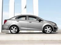 Chevrolet Aveo 2012 седан