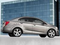 Фото Chevrolet Aveo 2012