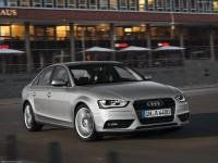 Audi A4 рестайлинг 2012