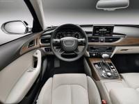 Салон Audi A6 2011-2012