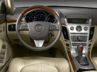 Салон Cadillac CTS седан