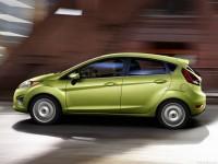 Новый Форд Фиеста 2011