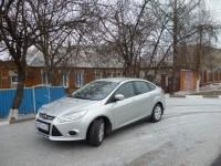Форд Фокус 3 седан Тренд