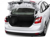 Багажник Форд Фокус 3 седан