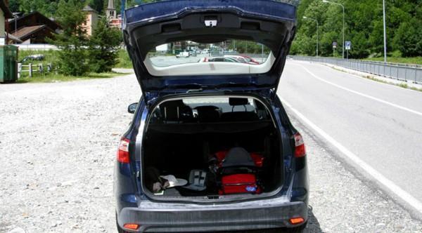 Багажник Форд Фокус 3 универсал
