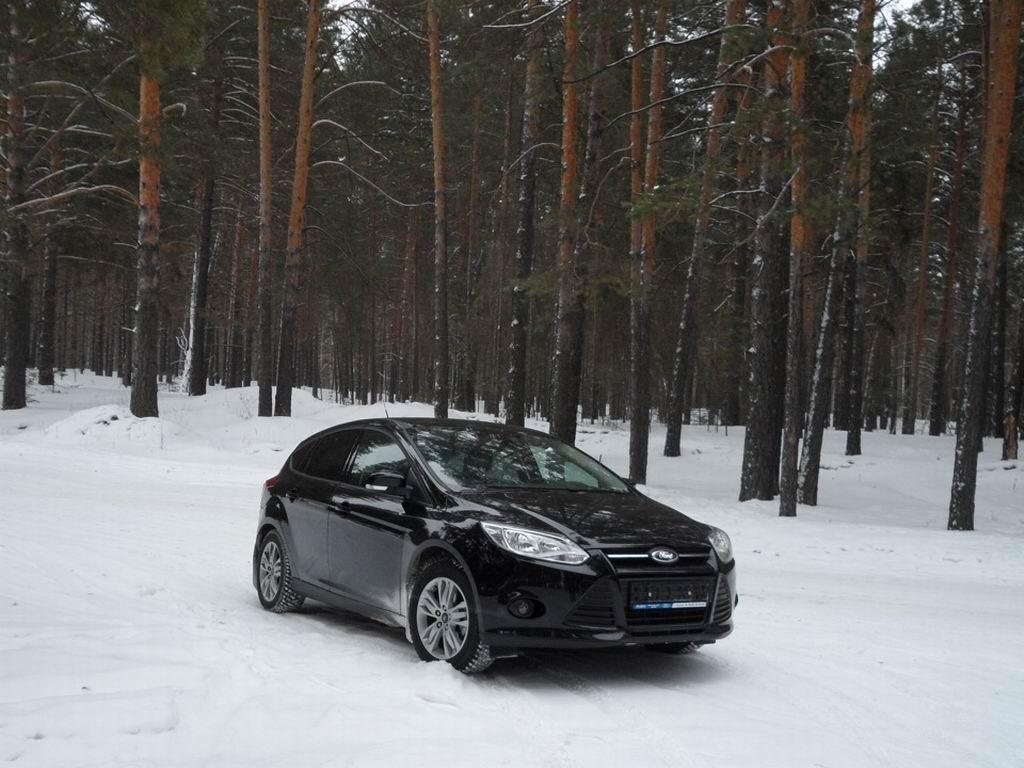 Форд фокус 3 хэтчбек черный