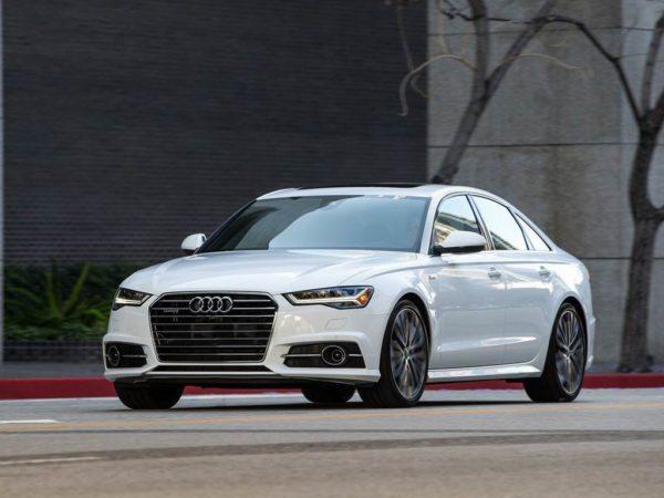 Новый Audi A6 (C7)