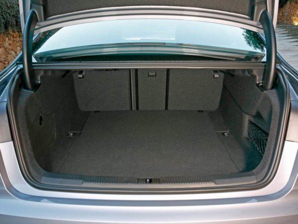 Багажник Ауди А6 С7