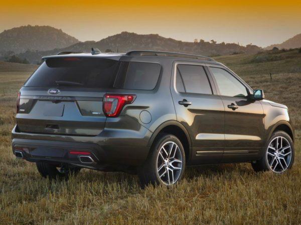 Форд эксплорер 2017 отзывы владельцев