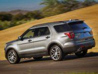 Ford Explorer Sport фото
