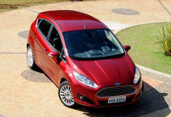 Ford Fiesta 6 5D