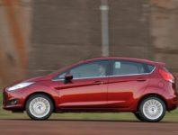 Фото нового Ford Fiesta 6 5D