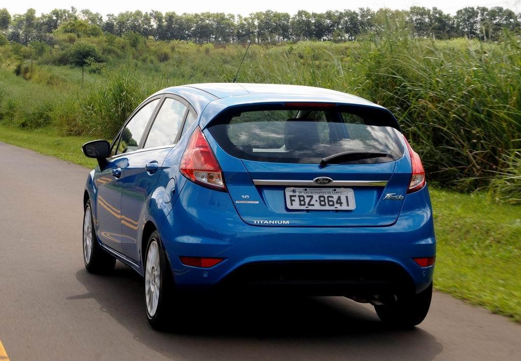 форд фиеста в новом кузове фото цена