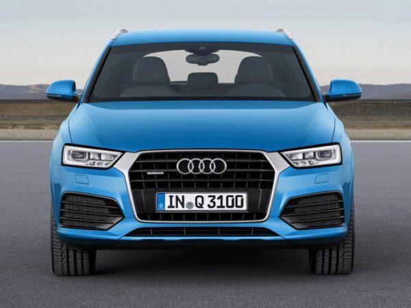 Фото нового Audi Q3