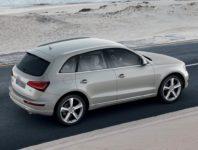 Фото нового Audi Q5