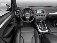 Салон Audi Q5 фото