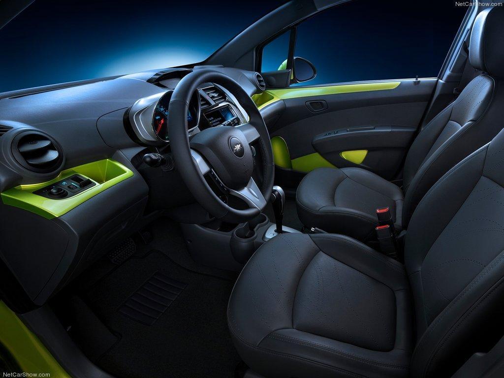 Chevrolet Spark 2013 photo а…