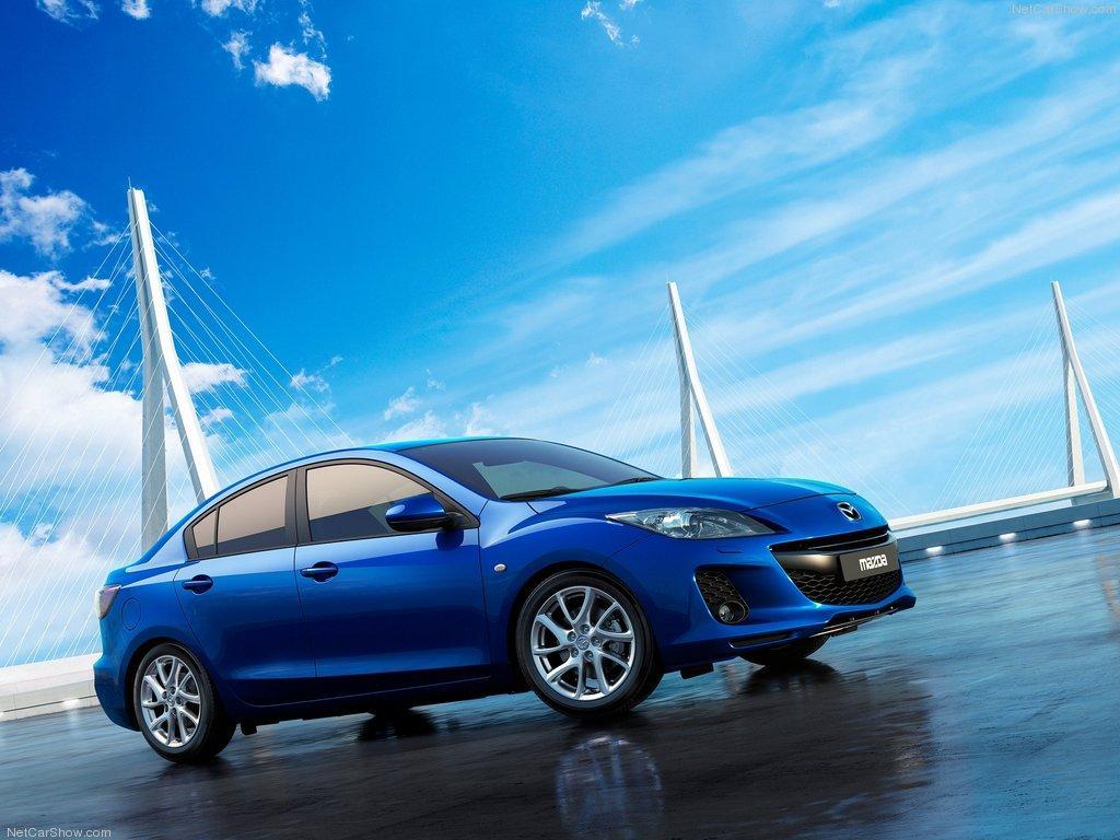 фото Mazda 3 Sedan 7.