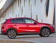 Фото новой Mazda CX-5
