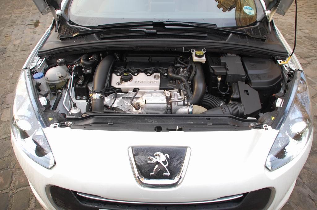 Двигатель для пежо 3008