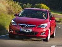 Фото новой Opel Astra
