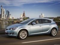 Opel Astra хэтчбек 5 дв