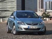 Фото Opel Astra хэтчбек