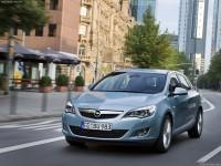 Opel Astra J хэтчбек