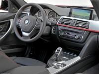 Салон BMW 3 серии 2012