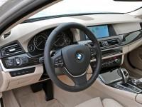 Салон BMW 5 серии F10