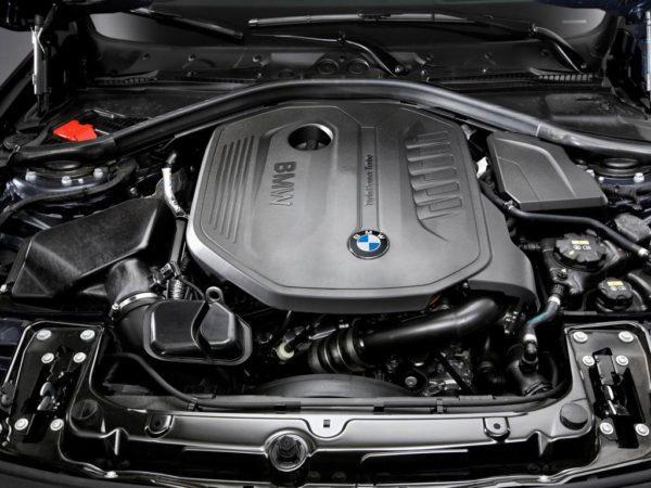 Двигатель BMW 3 (F30)