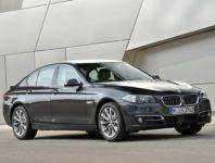 Фото нового BMW 5-Series (F10)