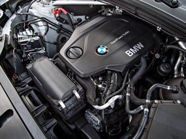 Двигатель BMW X3 (F25)