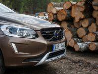 Фото нового Volvo XC60