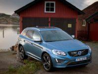 Фото Вольво ХС60 в новом кузове
