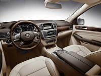 Cалон Mercedes M-Class 2012