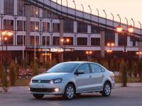 Volkswagen Polo седан 2012