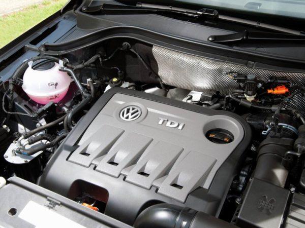 Двигатель VW Tiguan 1