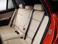 Салон BMW X1 фото