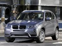 BMW X3 2012 фото