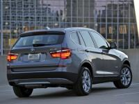 Фото нового BMW X3 2012