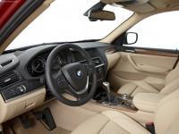 Салон BMW X3 2012